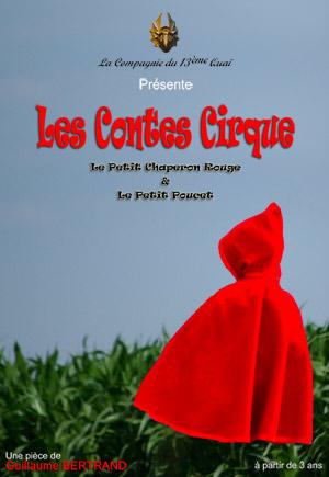 Affiche des Contes Cirque