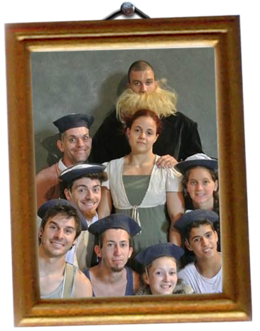 Les Contes Cirque, l'équipe