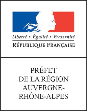 logo drac région rhone alpes