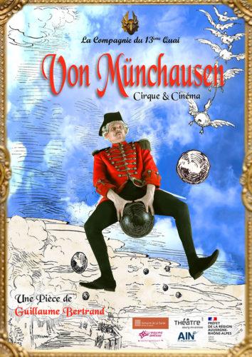 affiche Von Münchausen